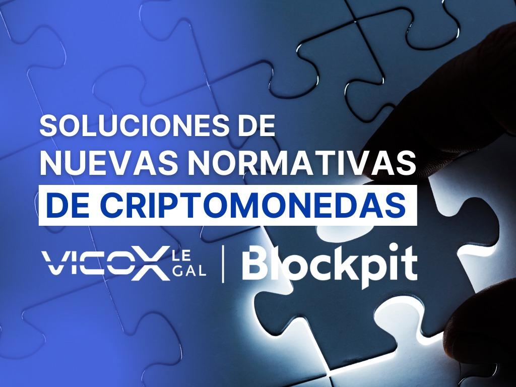 soluciones fiscales criptomonedas vicox blockpit